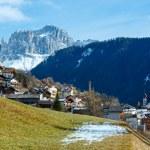 Mountain Tiers village (Italy). — Stock Photo #34097321