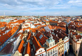 Prague (Czech Republic) evening view. — Stockfoto