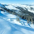 Winter mountain landscape — Stock Photo #35276149