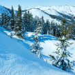 Winter mountain landscape — Stock Photo #35276711