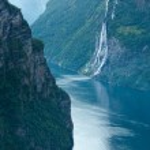 Geiranger Fjord (Norge) — Stock Photo #39820227