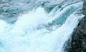 Mountain river waterfalls (Norge) — Stock Photo