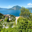 Lake Como summer view (Italy) — Stock Photo #40074739