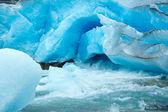 Nigardsbreen Glacier (Norway) — Stock Photo