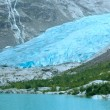 View to Nigardsbreen Glacier (Norway) — Stock Photo #41431617