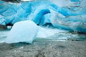 Nigardsbreen Glacier (Norway) — Foto de Stock