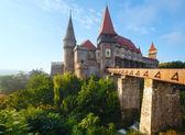 Corvin Castle (Romania) — Stock Photo