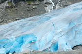 View to Nigardsbreen Glacier (Norway) — Stock Photo
