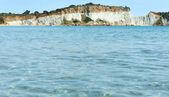 View from Gerakas beach (Zakynthos, Greece) — Stock Photo