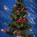 Christmas tree — Stock Photo #7982412