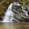 Peaceful waterfall — Foto Stock