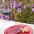 Seared ahi tuna — Stock Photo