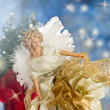 Royalty-Free Stock Photo: Christmas angel