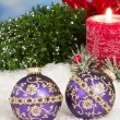 Christmas Ornaments — Stock Photo #17064323