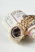 Temps et argent — Photo