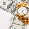 Time and money — Stock Photo #19954811