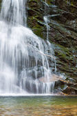 Snow Creek Falls, Idaho — Stock Photo