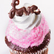 Love cupcake — Stock Photo