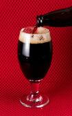 Irish stout — Stock Photo