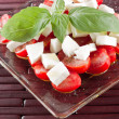 Royalty-Free Stock Photo: Caprese salad