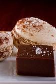 Fransız tatlıları — Stok fotoğraf
