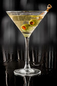 Dirty martini — Stock Photo
