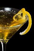 Lemon twist — Stock Photo