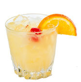 Whisky sour — Foto Stock