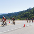 Coeur d' Alene Ironmcycling event — Stock Photo #27231233