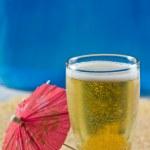 Refreshing beer — Stock Photo #27817147