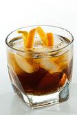 Viski ve kola — Stok fotoğraf