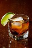 Rum a kola — Stock fotografie