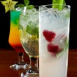 Tropical cocktails — Stock Photo #31131291