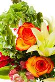 Beautiful flower arrangement — Stock Photo