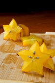 Carambola fruit — Stock Photo