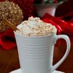 Christmas Morning Beverage — Stock Photo #32774463