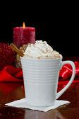 Christmas Morning Beverage — Stock Photo