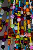 Hand made souvenirs — Stock Photo