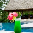 Tropical cocktail — Stock Photo