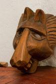 Zentralamerikanischen Masken — Stockfoto