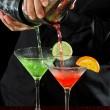 Bar tending — Stock Photo #38316463
