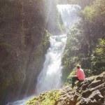 Bridal veil falls, Oregon — Stock Photo #44888913