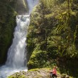 Bridal veil falls, Oregon — Stock Photo #44890477