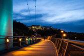 Overpass in Portland Oregon  — Stock Photo