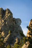 Mount Rushmore profile  — Stock Photo