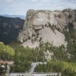 Aerial view of Mount Rushmore — Stock Photo #49140069