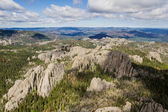 Granite formations in the Black Hills  — Stock Photo