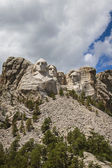 Mount rushmore nationalmonument, south dakota — Stockfoto