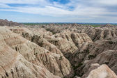 Badlands, South Dakota — Stock Photo