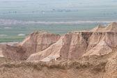 Горный козел на склоне холма — Стоковое фото